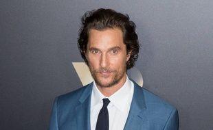 Pour son rôle Matthew McConaughey affichait presque le quintal.