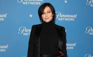 L'actrice Shannen Doherty