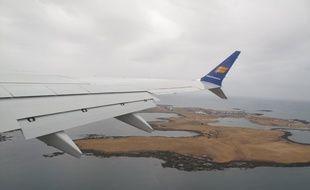 Pour le vol commémorant l'arrivée de son premier Boeing 737 MAX 8, Icelandair a organisé un voyage spécial au-dessus des paysages et sites les plus remarquables d'Islande.