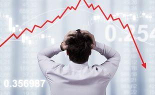 Investir en Bourse implique d'accepter un certain niveau de risques et de ne pas céder à la panique en cas de baisse des cours.