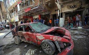 Au moins 13 personnes ont été tuées, en majorité des enfants, vendredi par l'explosion de deux bombes à Touz Khourmatou, dans le nord de l'Irak, selon la police et le maire de la ville.