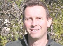 Thierry Dutoit, chercheur à l'Institut Méditerranéen de Biodiversité et d'Ecologie.