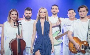 Le groupe The Humans représente la Roumanie à l'Eurovision 2018.