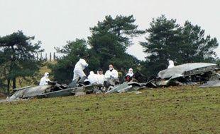 Les corps des 6 personnes décédées vendredi dans le crash d'un avion de transport de fret militaire algérien en Lozère ont été tous été retrouvés, après la découverte des cadavres de deux victimes samedi en fin d'après-midi lors du relevage de la carlingue.