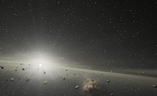 Un Allemand de 13 ans a corrigé des calculs de la Nasa sur la probabilité de collision d'un astéroïde avec la Terre et l'Agence a reconnu son erreur.