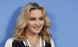 Madonna, en septembre 2016.