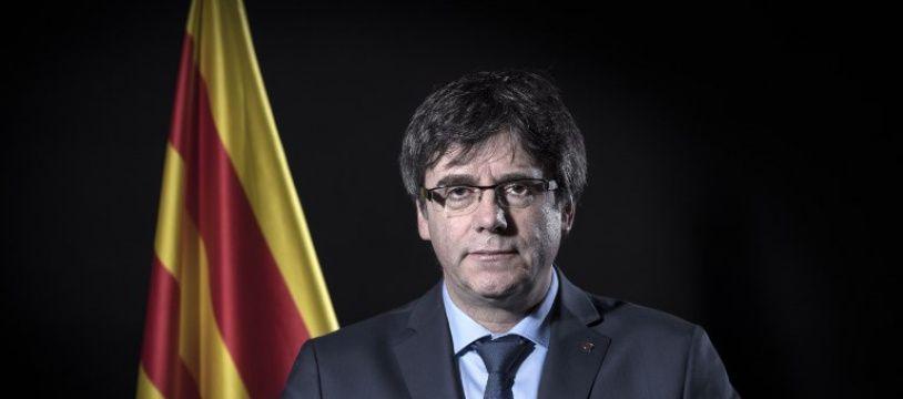 Carles Puigdemont le 7 février 2018 à Bruxelles.