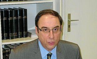 Thierry Pocquet du Haut-Jussé, procureur de la République.