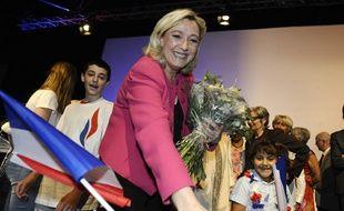 Dans la circonscription du nord-ouest, Marine Le Pen récolterait 32% des voix.