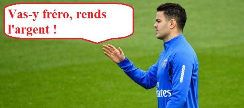 Ben Arfa réclame plus de 100.000 euros au PSG.