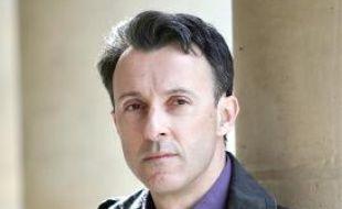 Jean-Hughes Matelly, le 26 avril 2010, à Paris.