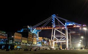 Le port de Dunkerque (illustration).