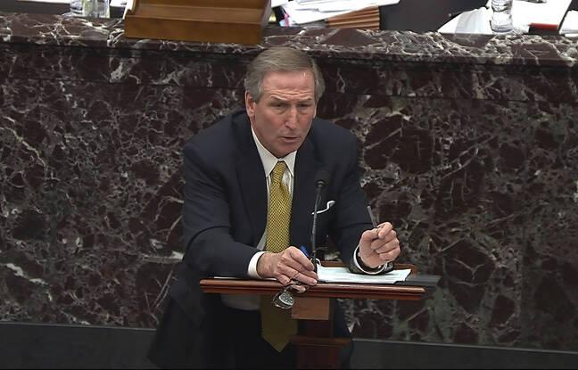 648x415 avocats donald trump michael van der veen lors proces senat 12 fevrier 2021