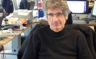 """Thierry Crouzet, auteur du livre """"J'ai débranché"""""""