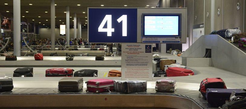 L'attente des bagages à l'aéroport d'Orly en juin 2016. (image d'illustration)