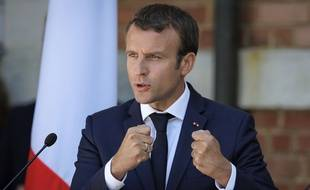 Emmanuel Macron estiment que les chiffres de la sécurité routière «ne sont pas bons».