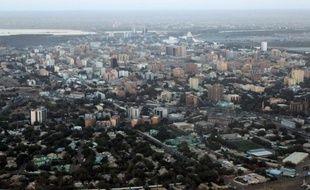 Une vue de Khartoum