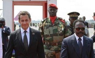 """M. Bockel avait irrité mi-janvier plusieurs chefs d'Etat du """"pré carré"""" français en Afrique, dont le président gabonais Omar Bongo, en promettant de signer """"l'acte de décès de la Françafrique"""" et en appelant M. Sarkozy à concrétiser ses promesses de """"rupture"""" à ce sujet."""