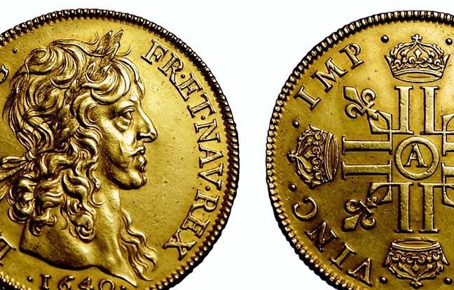 Bordeaux: Record mondial pour une monnaie royale en or vendue 288.000 euros