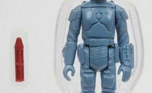 Un jouet Star Wars très rare en vente à un tarif record de 225.000 $