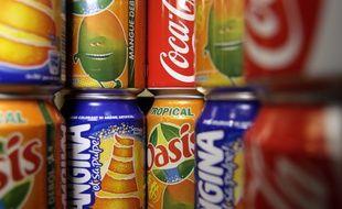 Les boissons sucrées sont à consommer avec modération.