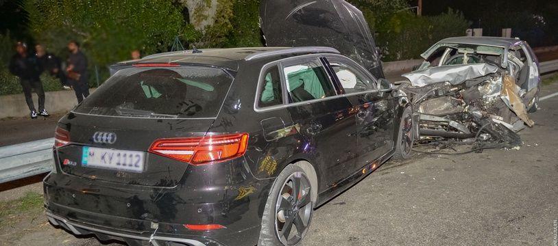 L'automobiliste alcoolisé a percuté de plein fouet le véhicule d'une famille au volant de sa voiture de location