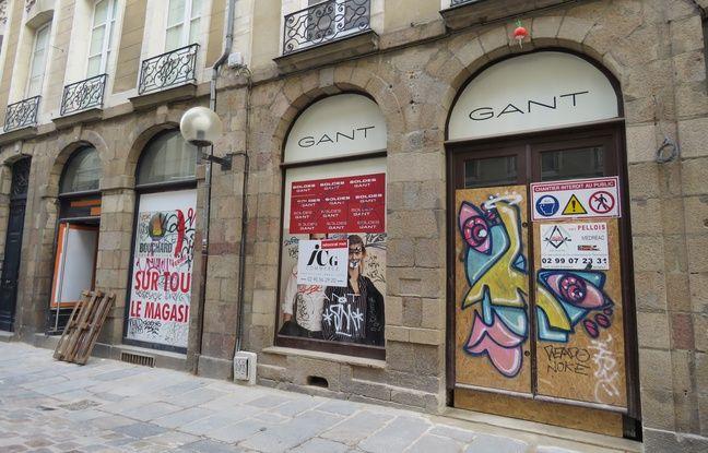 La future boutique Nespresso sera implantée rue Nationale, près du Parlement de Bretagne.