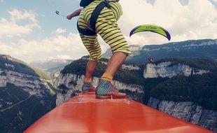 Les Flying Frenchies surfent en montagne