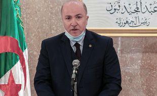 Le ministre algérien des Finances Aïmene Benabderrahmane a été désigné mercredi Premier ministre d'Algérie.