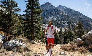 François D'Haene a bouclé l'un des plus grands exploits de sa carrière avec le record du John Muir Trail, en octobre aux Etats-Unis.