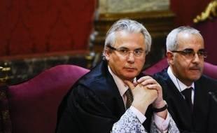 """Le parquet du Tribunal suprême de Madrid a demandé mardi que le procès visant le juge Baltasar Garzon pour avoir enquêté sur le sort des disparus du franquisme soit """"classé"""", reprenant en grande partie l'argumentation de la défense du magistrat."""