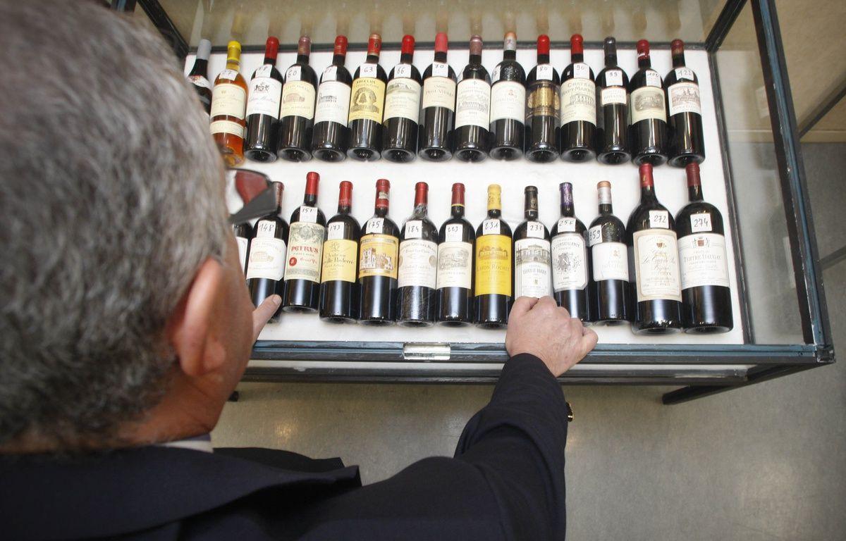 Illustration. Des bouteilles de grands vins.  – Frédéric Scheiber/20MINUTES