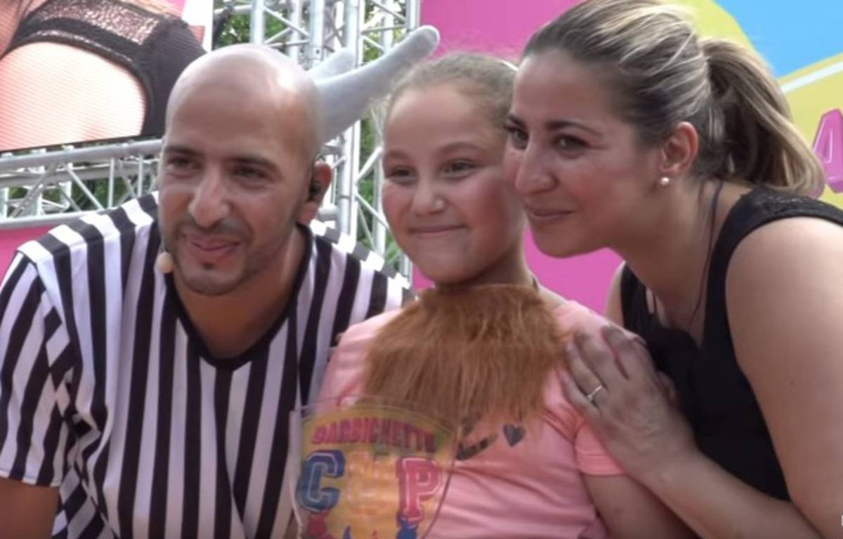 Leyna et Samia, lauréate de la Barbichette Cup le samedi 17 juin à Paris – Boomerang
