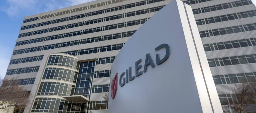 Le laboratoire américain Gilead, en Californie.