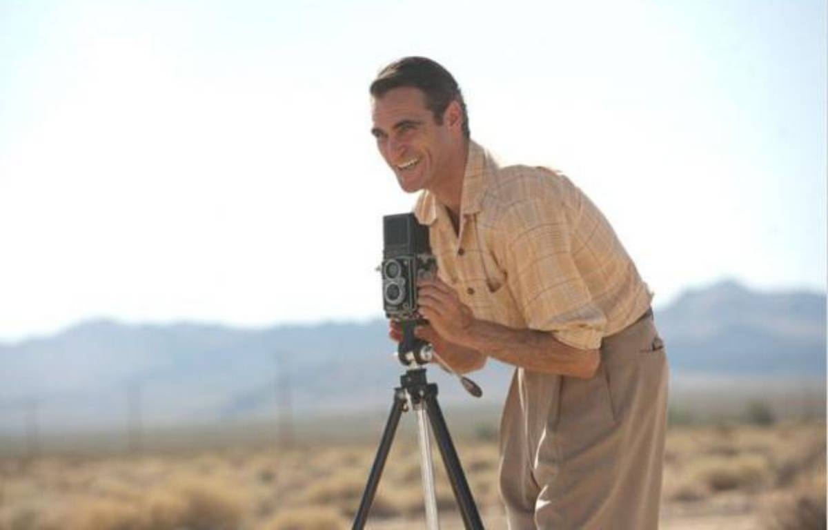 Joaquin Phoenix, dans TheMaster. – Metropolitan FilmExport