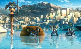 Le film «Madagascar 3»
