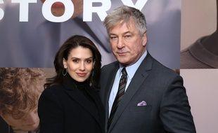 L'acteur Alec Baldwin et sa femme Hilaria