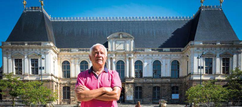 Bernez Rouz, président du Conseil culturel de Bretagne