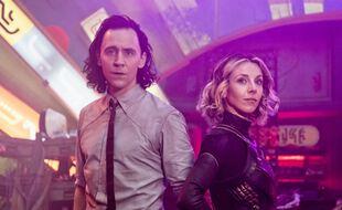 Loki, une série Marvel sur Disney+