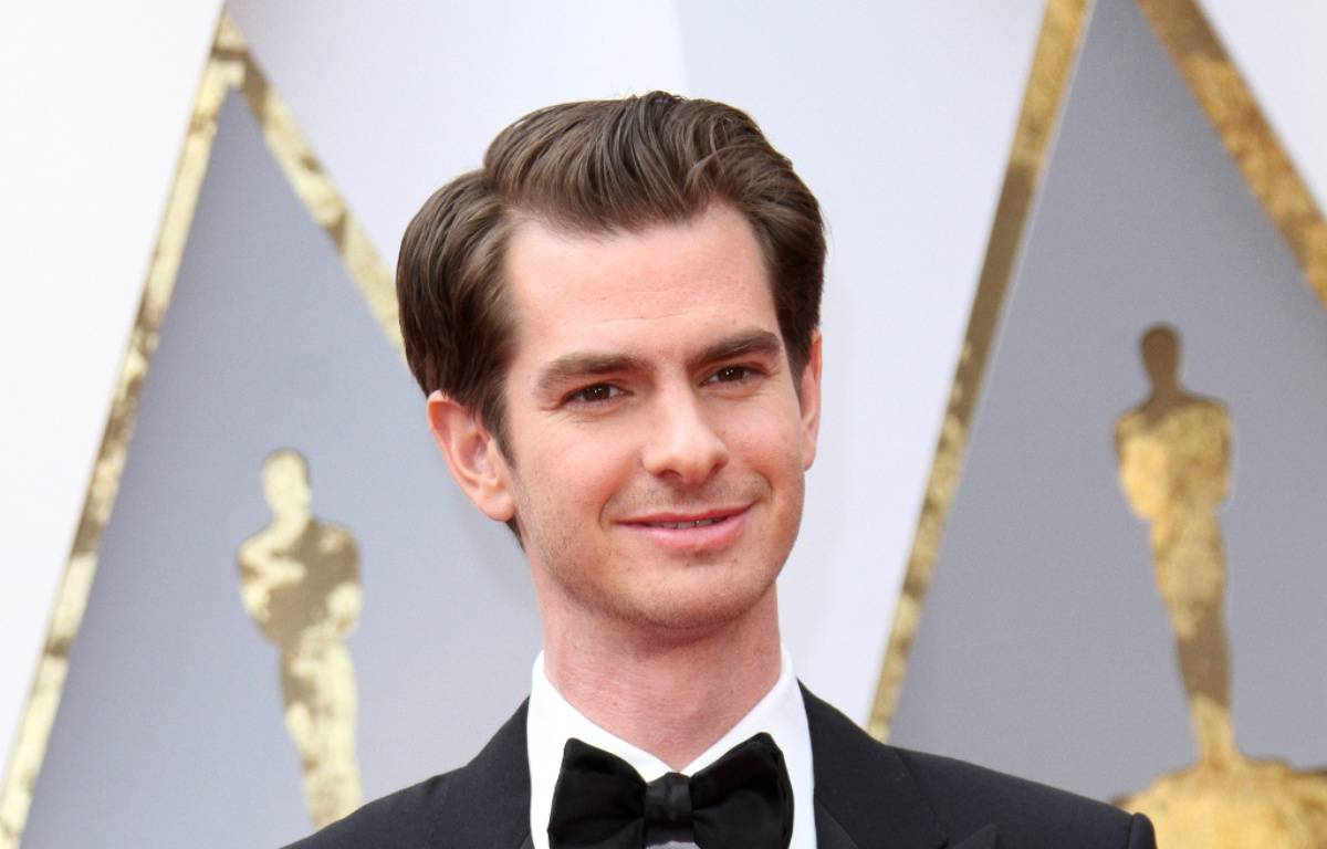 L'acteur Andrew Garfield aux Oscars – WENN