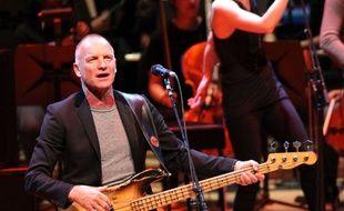 Sting sera la grande tête d'affiche du festival de Nort-sur-Erdre en 2015.