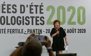 La sénatrice EELV Esther Benbassa