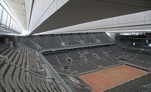Si tout va bien, on pourrait donc être au moins 5.000 dans le public de Roland-Garros fin septembre. (illustration)
