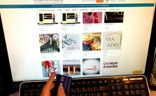 Le site de e-commerce Mavillemonshopping.fr valorise les magasins locaux.