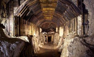 Des galeries souterraines ont été construites en Pologne par les prisonniers des nazis pour cacher des armes, mais aussi d'éventuels trésors de guerre.