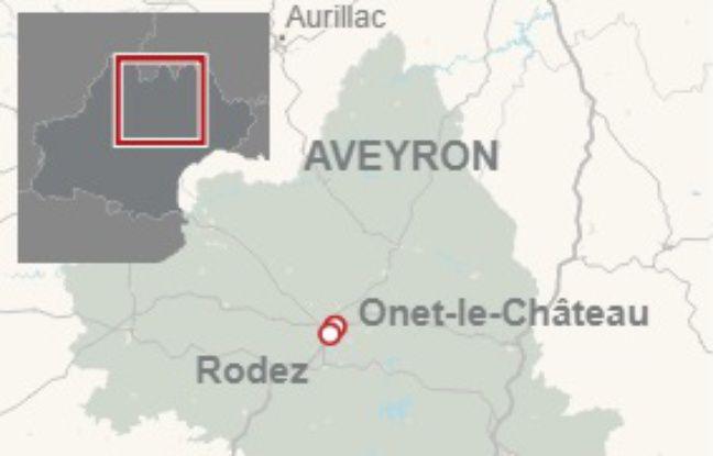 La commune de Onet-le-Château, en Aveyron