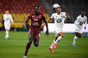 Metz et Lille s'affrontent en Ligue 1