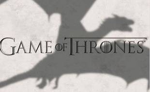 L'affiche de la série «Game of Thrones».