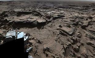la Nasaoffre une nouvelle vision à 360° de Mars.