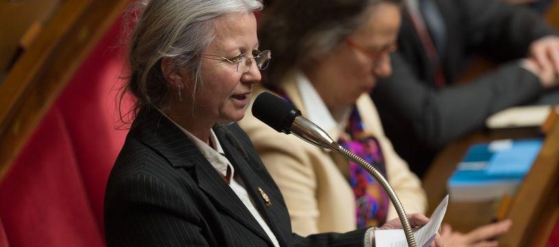 La députée LREM Agnès Thill.